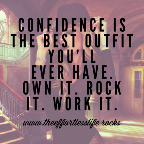 3 tips to boost confidence