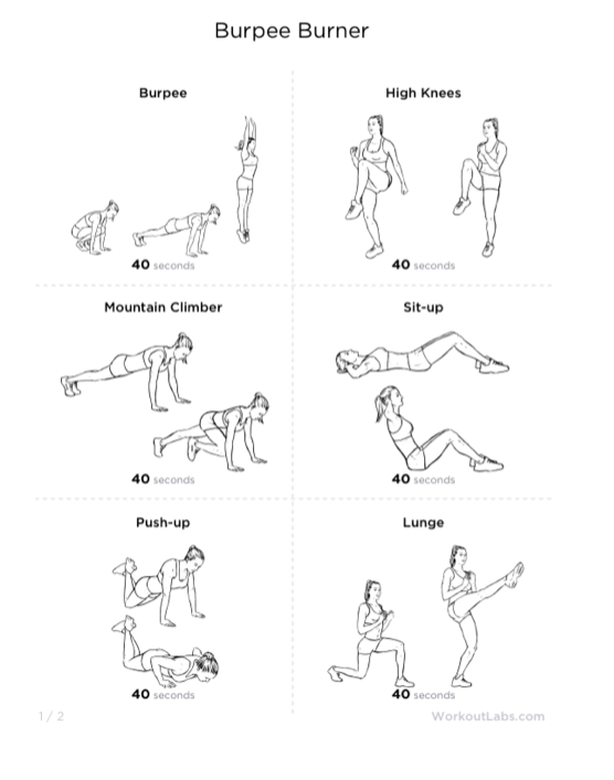 squeezed for time  try these 2 high intensity workouts